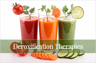 Detoxification Therapies